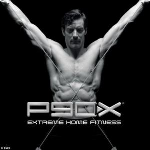 Tony Horton P90X Ripped